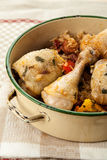Chicken meal Royalty Free Stock Photos