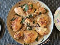 Chicken meal Stock Photos