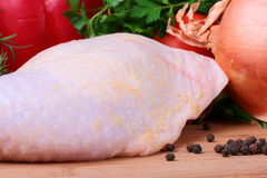 Chicken meat Royalty Free Stock Photo