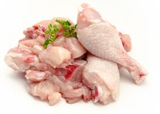 Chicken meat Royalty Free Stock Images