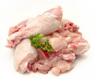 Chicken meat Royalty Free Stock Photography