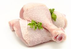 Chicken meat Stock Image