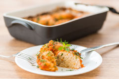 Chicken Meatballs Royalty Free Stock Photography