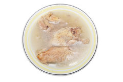 Chicken meatjelly Royalty Free Stock Photography