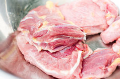 Chicken meats Stock Images