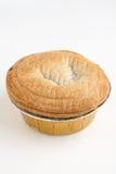 Chicken and Mushroom Pie Stock Photo