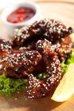 Chicken Necks Stock Image