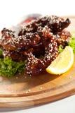 Chicken Necks Royalty Free Stock Image