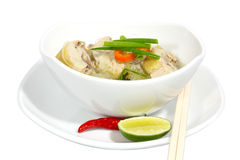 Chicken Noodle Stock Image