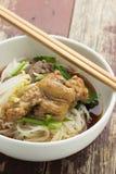 Chicken Noodle Soup Recipe Stock Photos