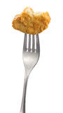 Chicken nugget Stock Photos