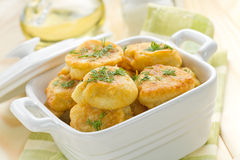 Сhicken nuggets Royalty Free Stock Photography