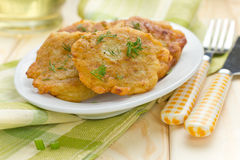 Сhicken nuggets Stock Images