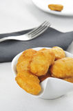 Chicken nuggets Royalty Free Stock Images