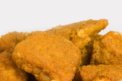 Chicken Pakora. Traditionally Indian dish Royalty Free Stock Image