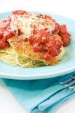 Chicken Parmesan Royalty Free Stock Photos