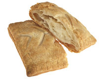 Chicken Pasty Stock Photography