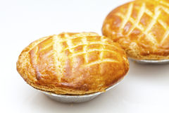 Chicken pies Stock Photography