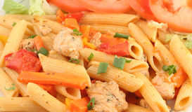 Chicken primavera Royalty Free Stock Photos