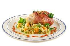 Chicken Prosciutto Stock Photos