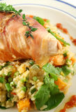 Chicken Prosciutto Royalty Free Stock Photos