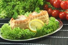 Chicken ragout Royalty Free Stock Photo