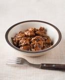 Chicken ragout Stock Photo