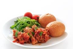 Chicken ragu Stock Images