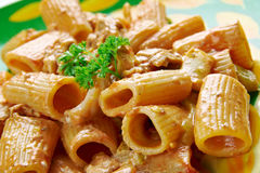 Chicken riggies Royalty Free Stock Photography