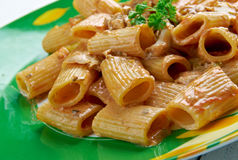 Chicken riggies Royalty Free Stock Images