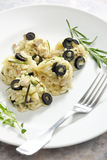 Chicken risotto Royalty Free Stock Photography