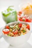 Chicken risotto Stock Image