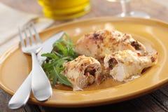 Chicken rolls Royalty Free Stock Photo