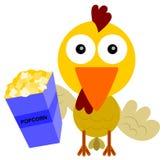 Chicken's popcorn Royalty Free Stock Image