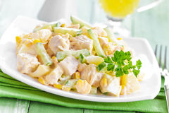 Chicken salad Stock Images
