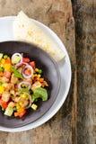 Chicken salad Stock Image