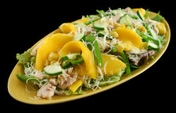 Chicken Salad With Mango Royalty Free Stock Image