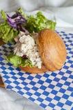Chicken Salad Sandwich Royalty Free Stock Photos