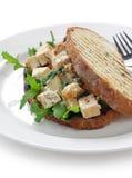 Chicken sandwich Royalty Free Stock Image