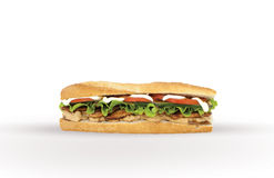 Chicken Sandwich Stock Image