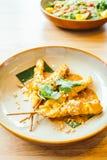 Chicken satay Stock Image