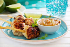 Chicken saute Stock Photos