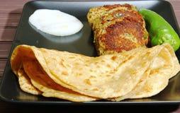 Chicken Shami Kebab Stock Images