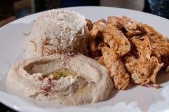 Chicken Shawarma Stock Photography