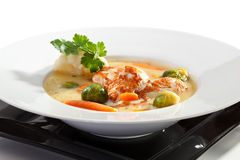 Chicken Soup Royalty Free Stock Photography