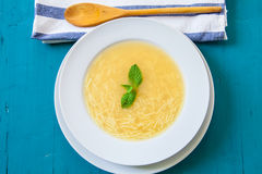 Chicken soup Stock Photos