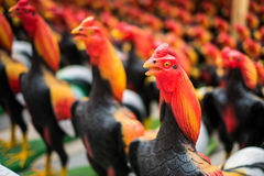 Chicken Statue Royalty Free Stock Images