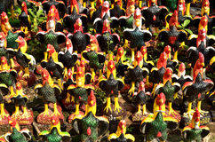 Chicken statue Royalty Free Stock Image
