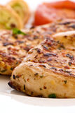 Chicken Steak Stock Images