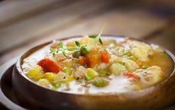 Chicken stew Stock Photography
